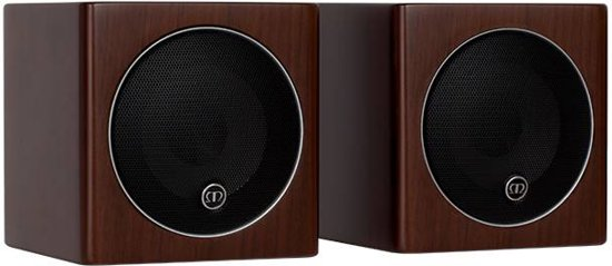 Monitor Audio Radius 45 - Satelietluidspreker - Walnoot (Per Paar)