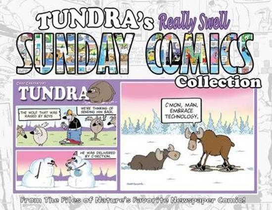 Tundra's Really Swell Sunday Comics Collection