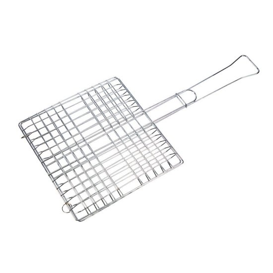 Barbecue Grillrooster - Vlees - 30x30 Cm