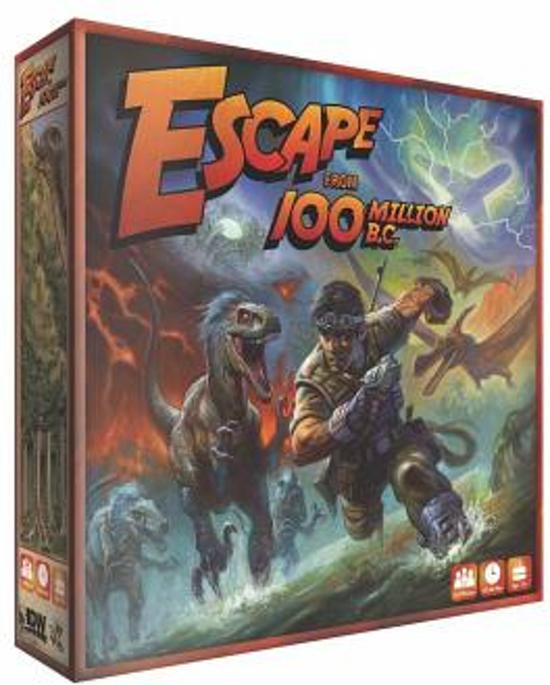 Afbeelding van het spel Escape from 100 Million BC