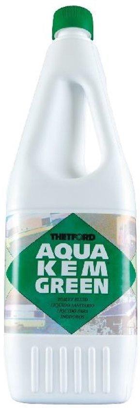 Thetford Aqua Kem® Green - Toiletvloeistof - 1,5 Liter