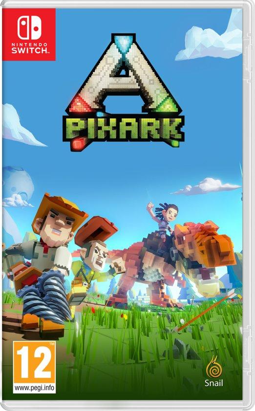 Cover van de game PixARK (Nintendo Switch)