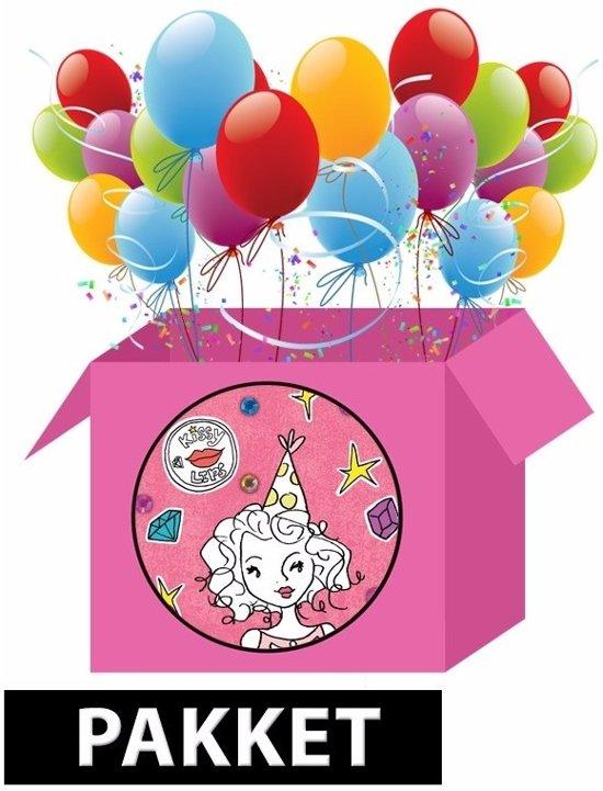Zeer bol.com | Knutsel kinderfeest pakket voor meisjes, Jill | Speelgoed @OX83