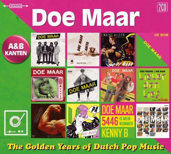 Afbeeldingsresultaat voor Doe Maar-Golden Years Of Dutch Pop Music