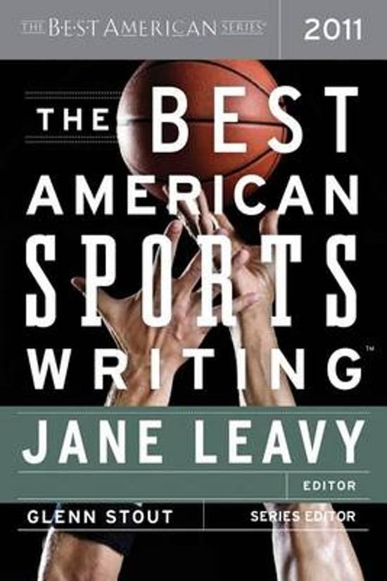 Boek cover The Best American Sports Writing van  (Paperback)