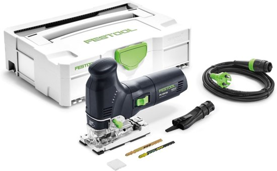 Festool PS 300 EQ-Plus Decoupeerzaag - 720 Watt