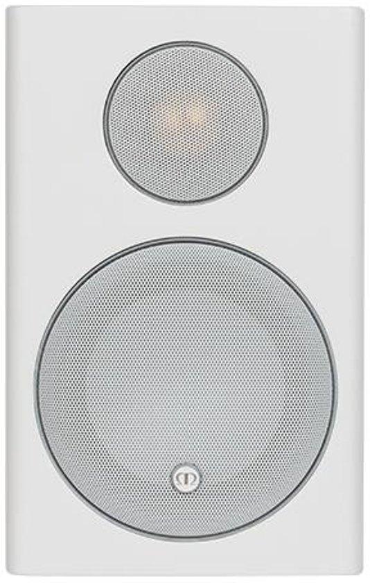 Monitor Audio Radius 90 - Boekenplank Speaker - Satijn Wit (Per Paar)