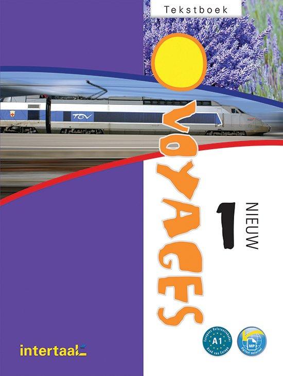 Boek cover Voyages - nieuw 1 tekstboek + online MP3 van Sword, Jacqueline / Verger, Nico (Onbekend)