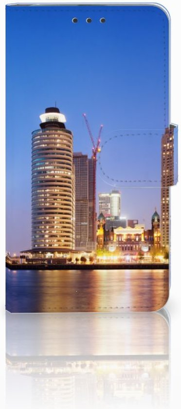 Microsoft Lumia 640 Uniek Design Hoesje Rotterdam in Aalsum
