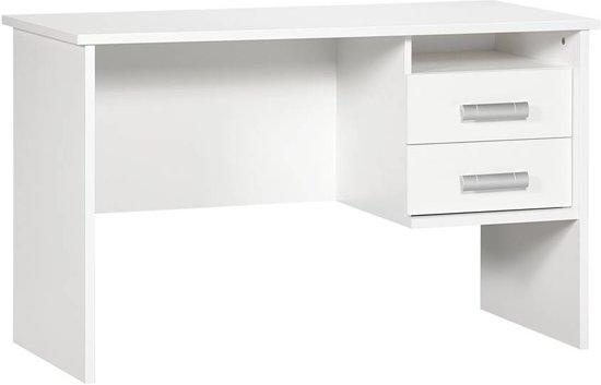 Bureau Incl Witte Fronten - Wit - Effen - WIT