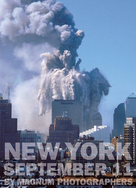 Boek cover New York September 11 van Magnum Photographers (Hardcover)