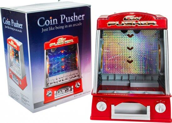 bol arcade coin pusher kermis muntenschuiver