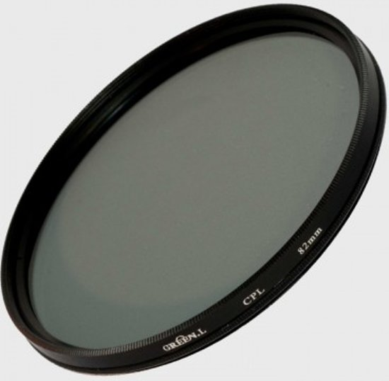 Green.L MC Circulair Polarisatiefilter 67 mm