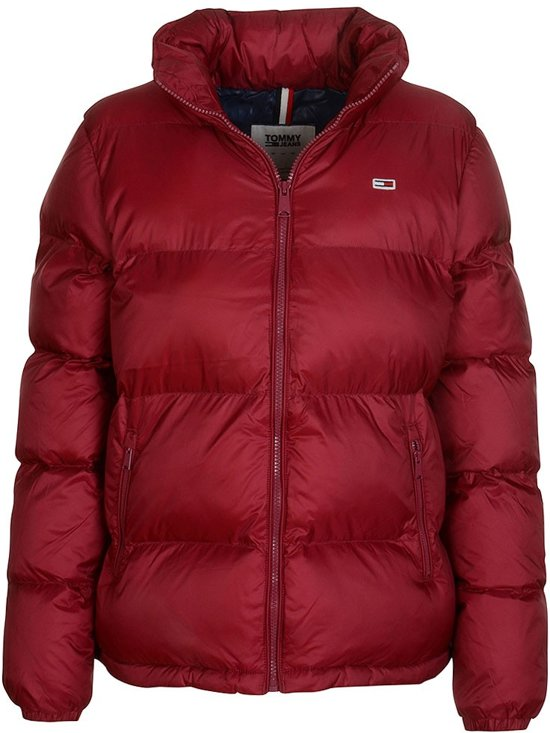   Tommy Hilfiger Tommy Jeans Classic Quilted Puffa