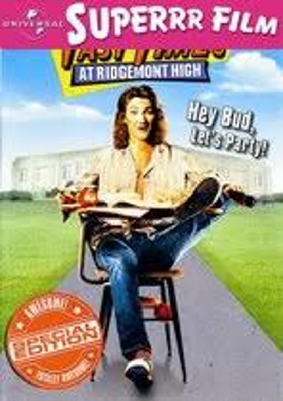 Cover van de film 'Fast Times At Ridgemont High'