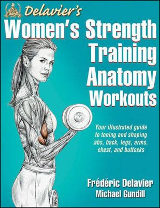 bol.com | Delavier\'s Women\'s Strength Training Anatomy Workouts ...