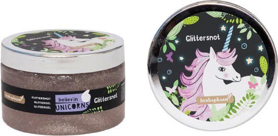 Believ'in Unicorns Glittersnot 150ml