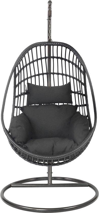 bol com hangstoel sturdy blackhangstoel sturdy black