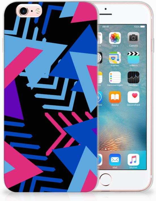 iPhone 6 | 6S Back cover Design Funky Triangle
