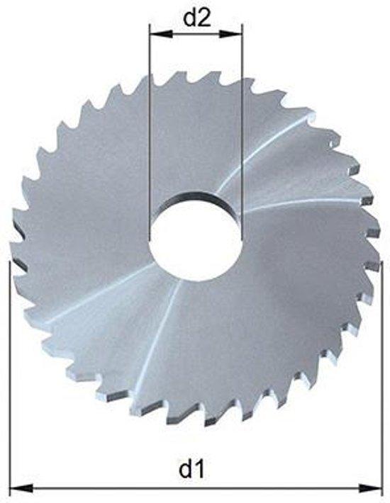 VHM cirkelzaagblad KTS 30x0,80x8mm Z24