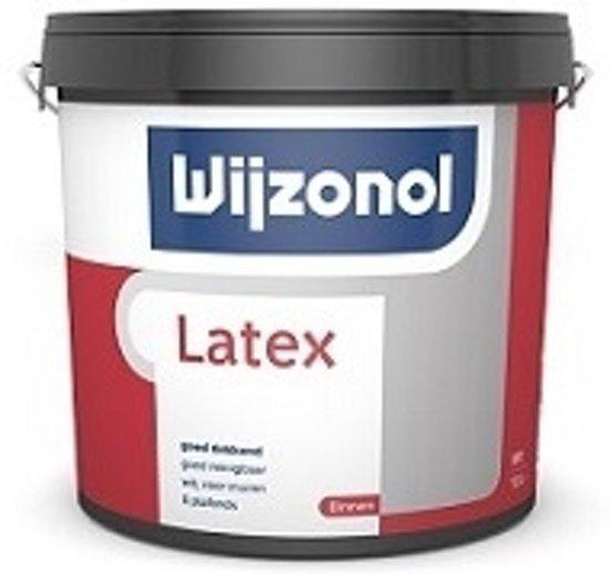 Extreem bol.com   Wijzonol Latex RAL 9010 Gebroken wit 10 Liter VM26