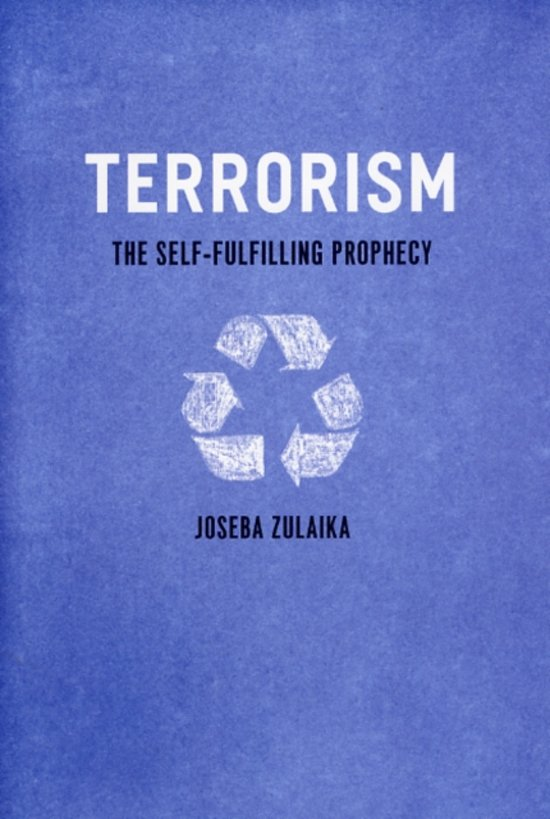 anti terrorism as a self fulfilling prophecy