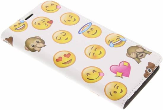 Emoji Livret Design Smiley Pour Samsung Galaxy S8, Plus