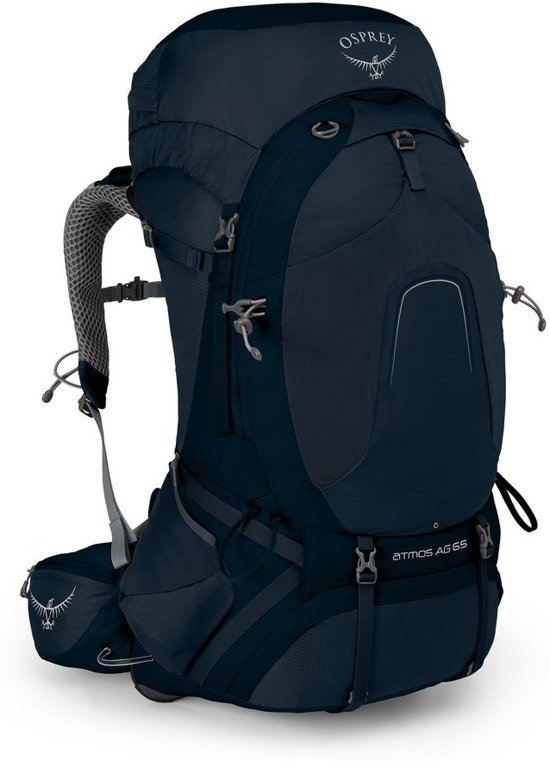 d941ae16fd0 bol.com | Osprey Atmos AG 65l backpack heren - Unity Blue - Large