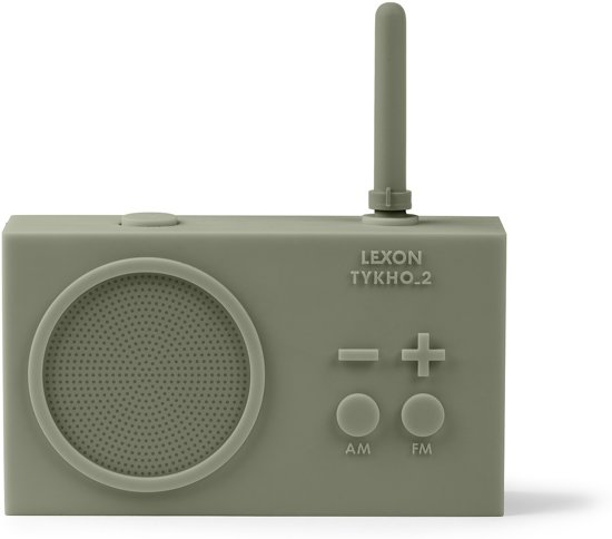 Lexon Tykho 2 Portable AM/FM Radio