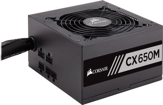 Corsair CX650M 650W voeding