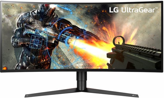 LG 34GK950F  - Curved Ultrawide IPS Gaming Monitor