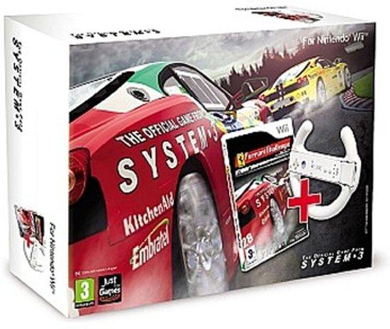 Ferrari Challenge + Race Stuur kopen