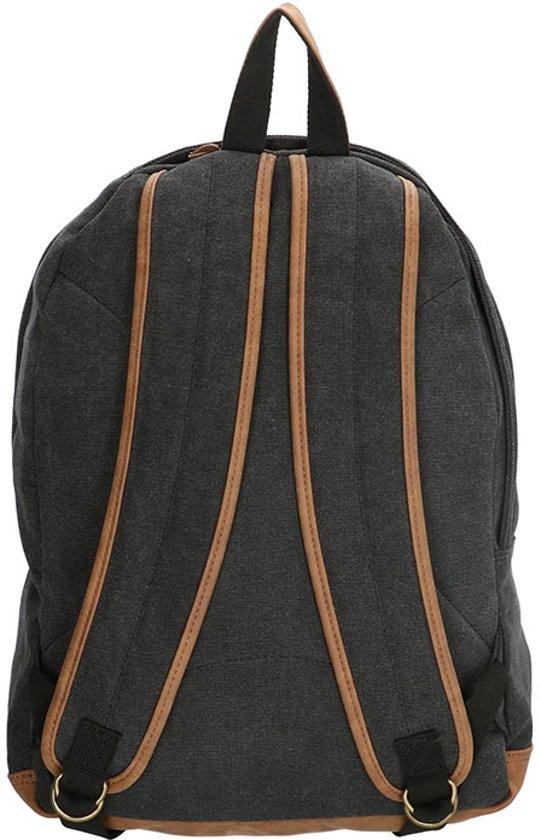 0bd437375e2 bol.com | Enrico Benetti Canvas Rugzak met Laptopvak 15.6'' Zwart