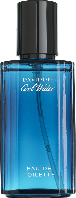 Davidoff Cool Water 125 ml for Men - Eau de toilette