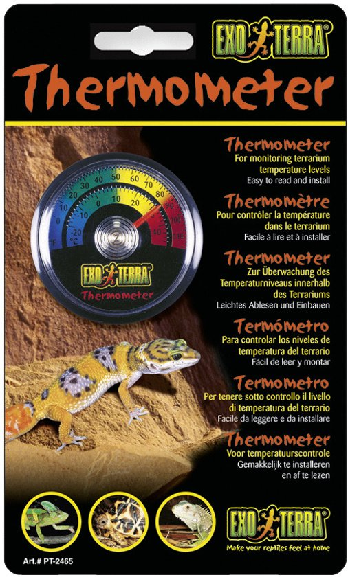 Thermometer Rept-O-Meter