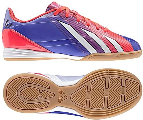| Adidas F10 Indoor Junior Zaalschoen Turbo Maat 38 23