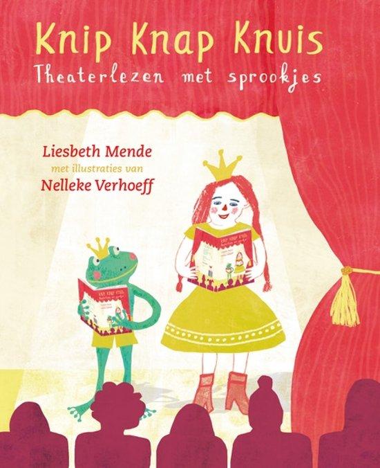 Applaus voor jou - theaterlezen - Knip knap knuis