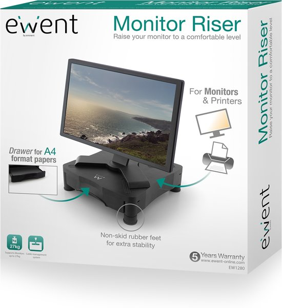 Ewent EW1280 Monitorstandaard