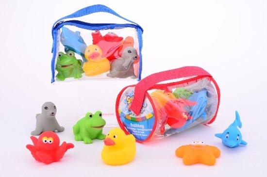 Splash n play 6 badspeeltje in tas