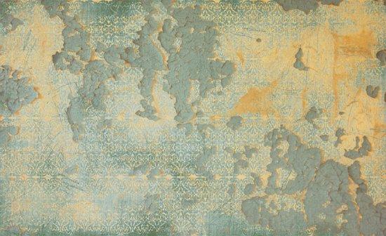 Behang Kinderkamer Geel : Bol.com fotobehang industrieel muur geel 312x219cm