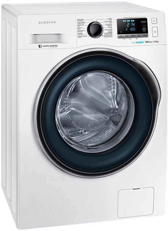 Samsung WW91J6600CW - Eco Bubble