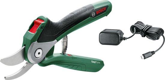 Voorkeur bol.com   Bosch EasyPrune elektrische accutuinschaar - Geschikt IK11