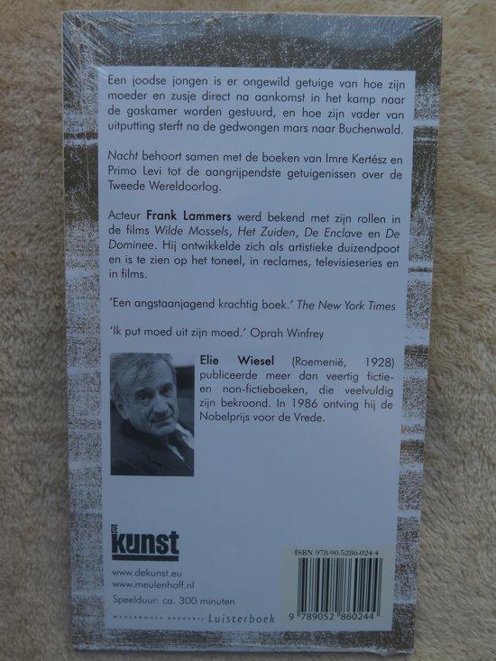 Bolcom Nacht 4cd Luisterboek Elie Wiesel