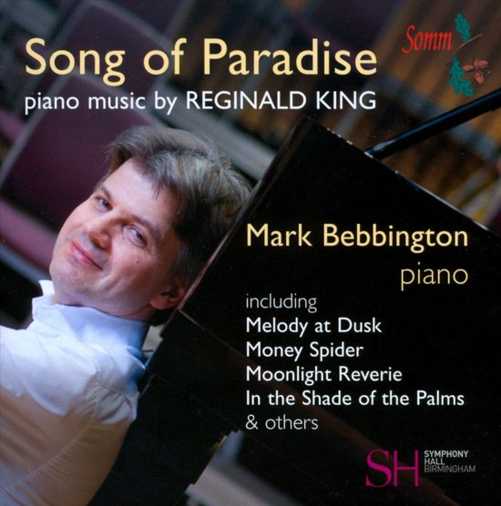 Mark Bebbington - Song Of Paradise