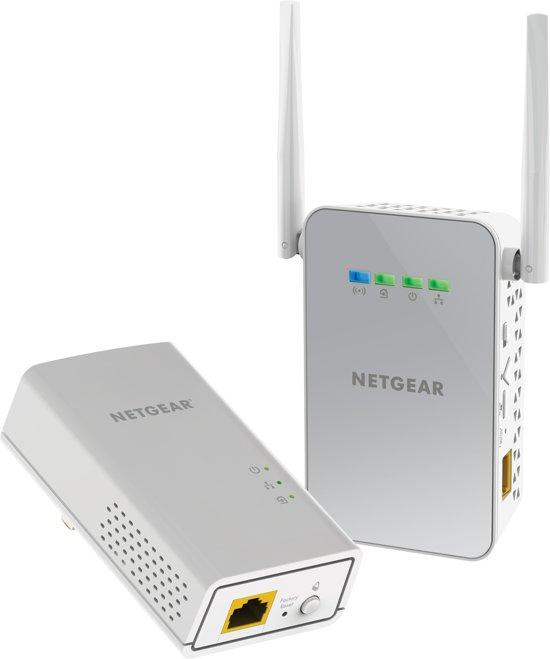 Netgear PLW1000 - Wifi Powerline - 2 Stuks