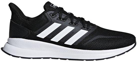 Adidas Runfalcon Schoenen Zwart-Wit