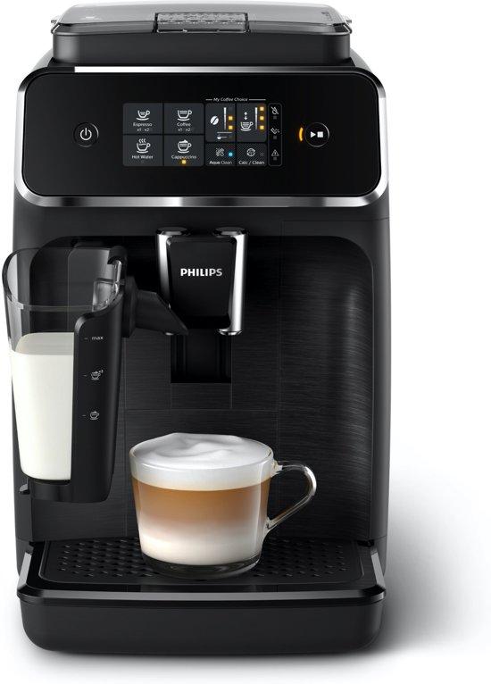 Philips 2200 Serie EP2230/10 - Espressomachine incl. LatteGo melksysteem - Zwart