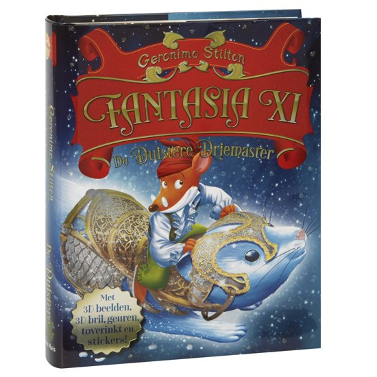 Fantasia 11 - Fantasia XI: De Duistere Driemaster