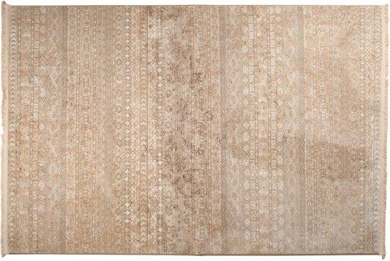 Dutchbone Shisha Forrest - Vloerkleed - Beige - 160x235