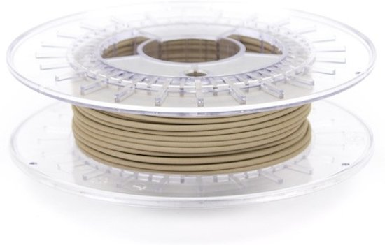 ColorFabb SPECIAL BRONZEFILL 2.85 / 750 Polymelkzuur Brons 750g 3D-printmateriaal